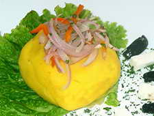 Causa from Lima